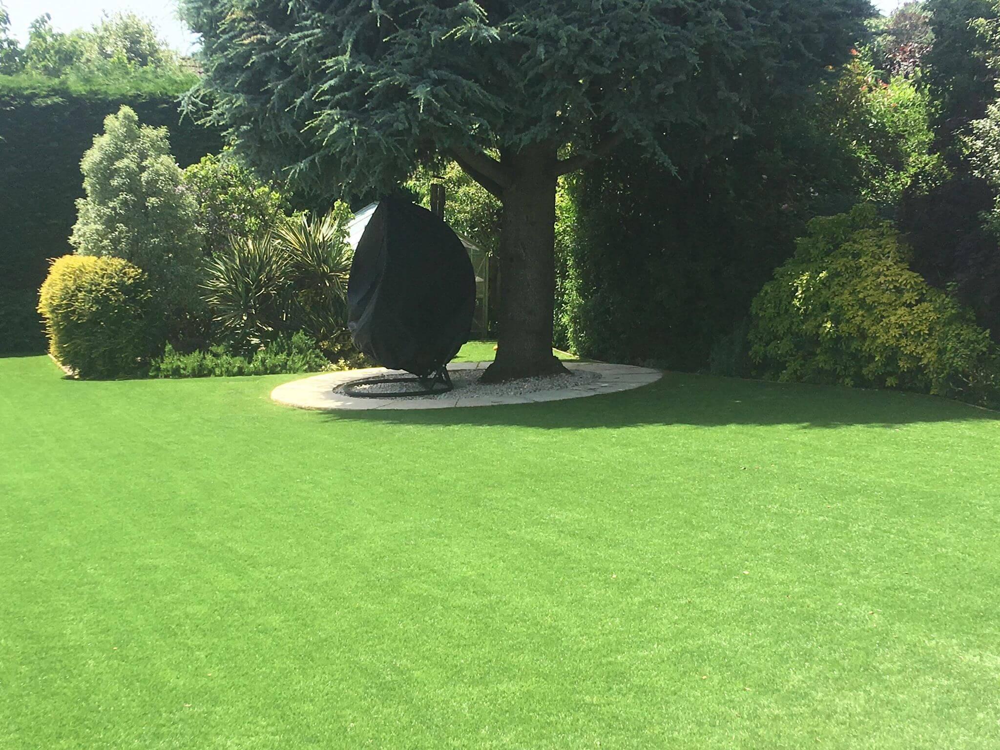 artificial grass project 12