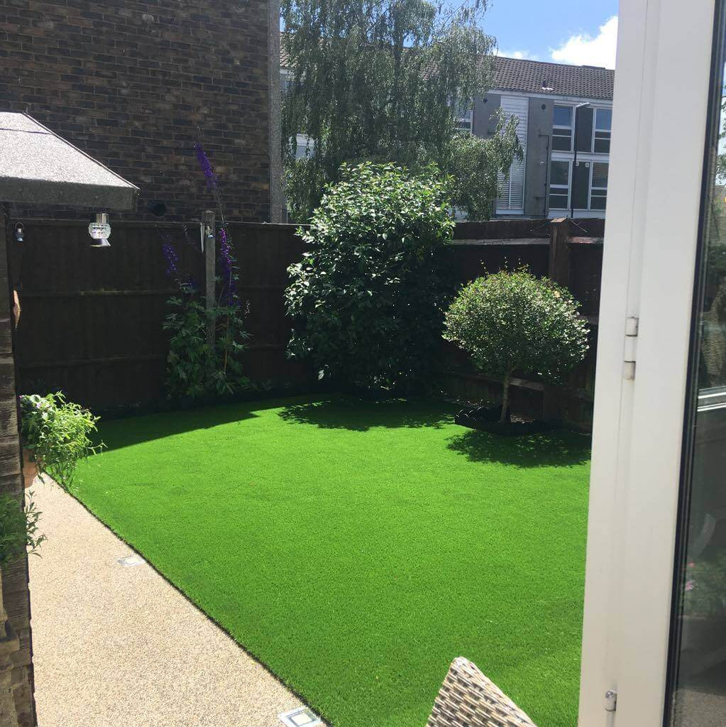 artificial grass project 13