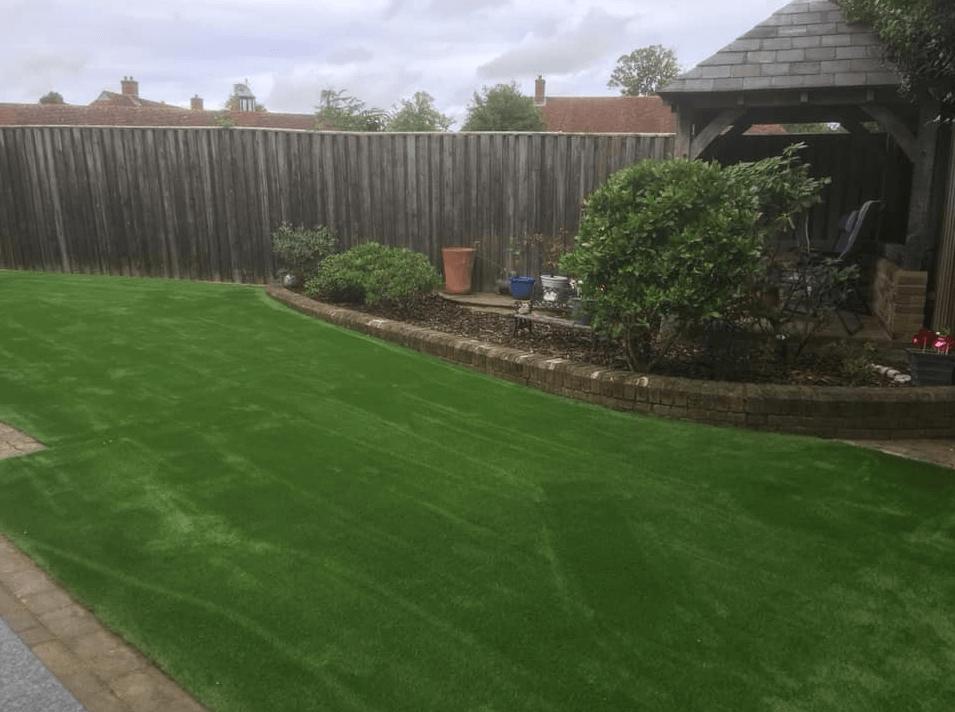 artificial grass project 14