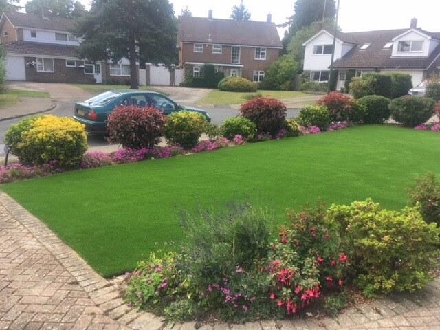 artificial grass project 15