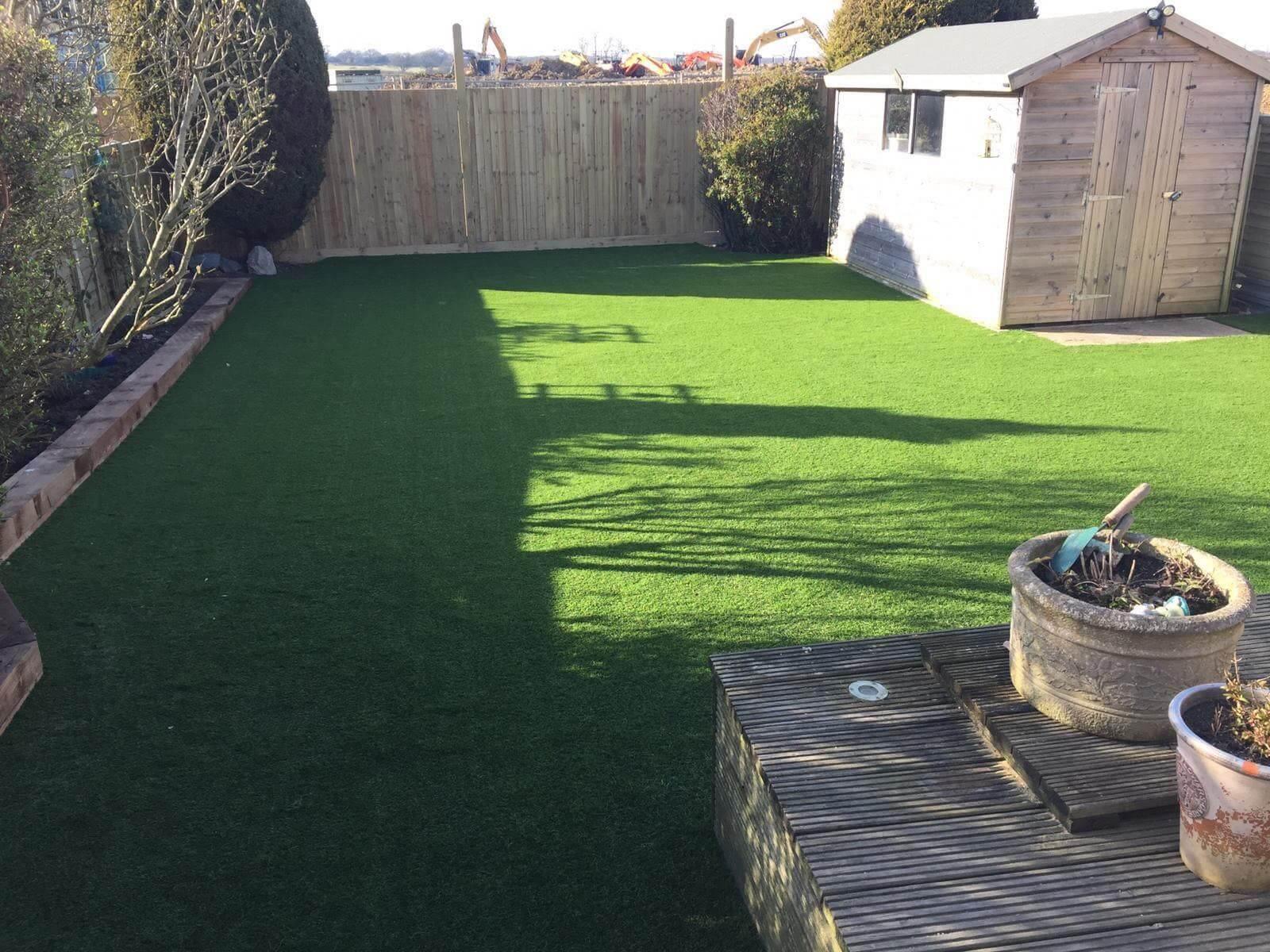 artificial grass project 16