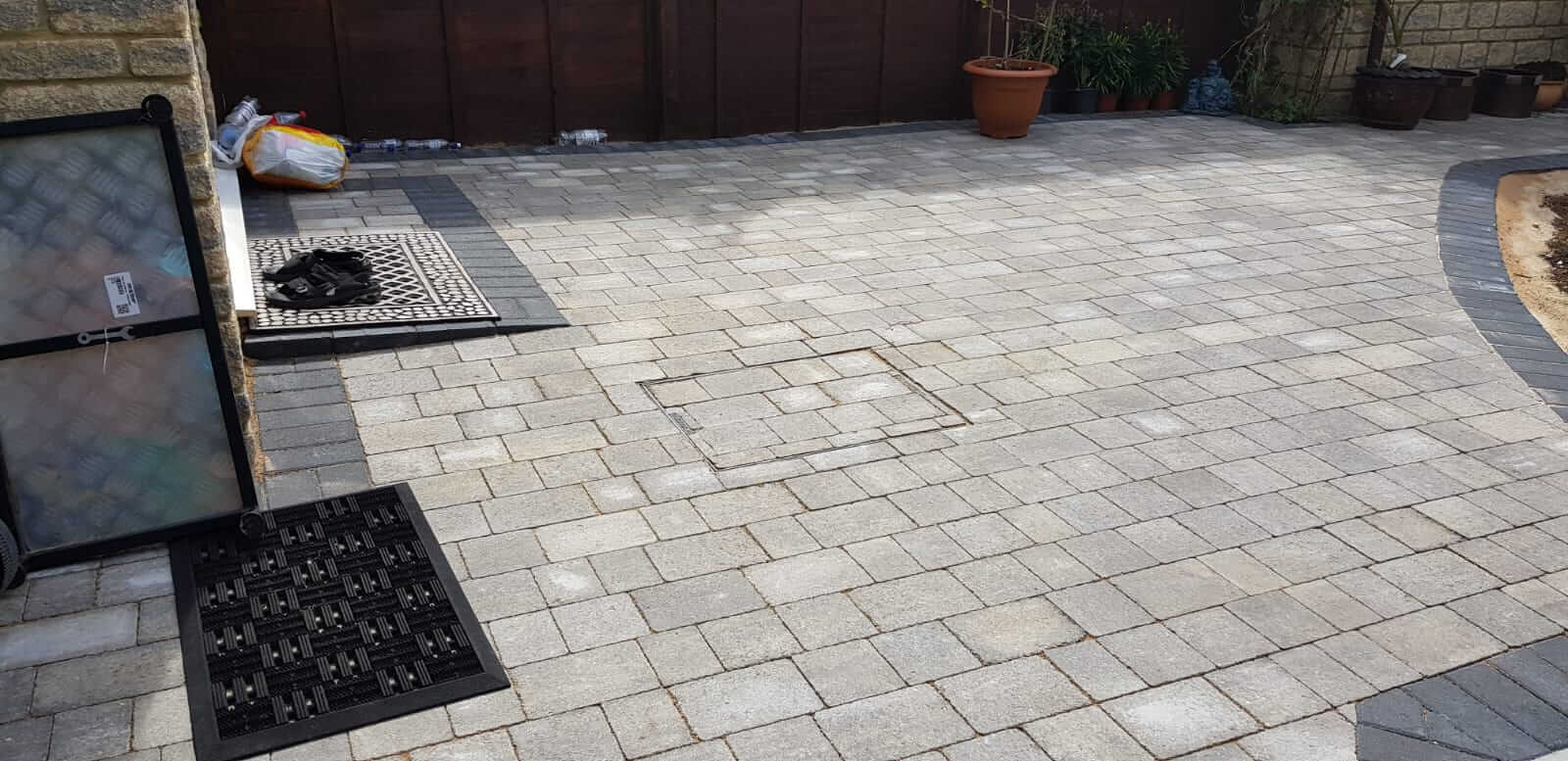 permeable paving project 1