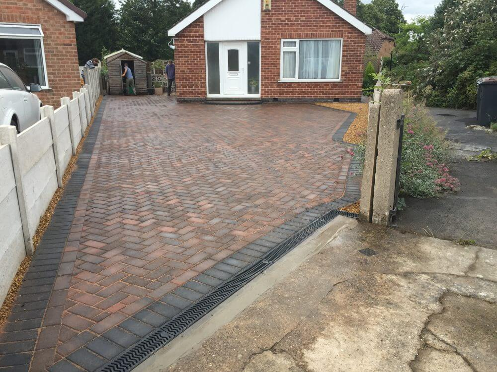 permeable paving project 2